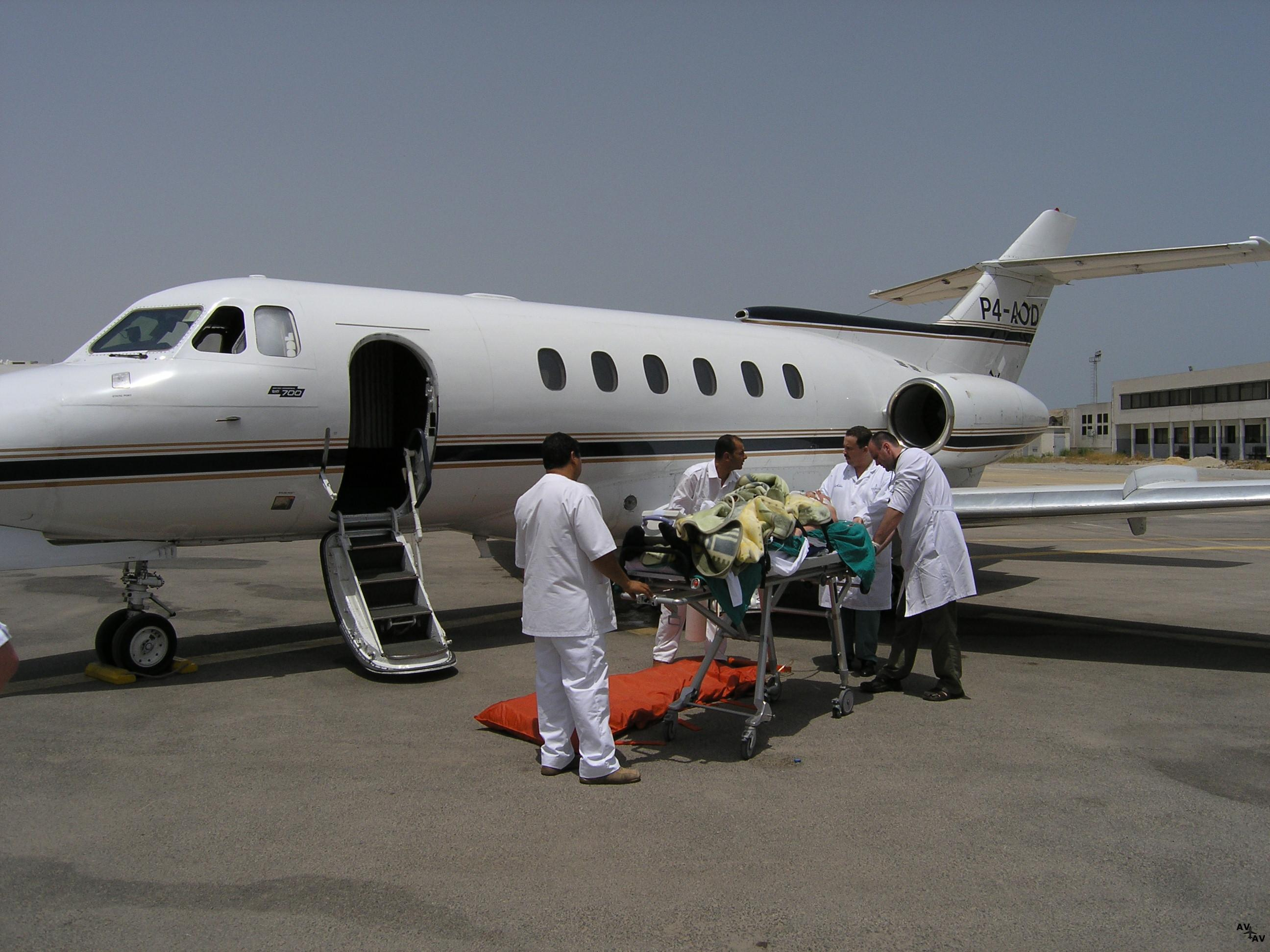 Medical Aviation in Russia