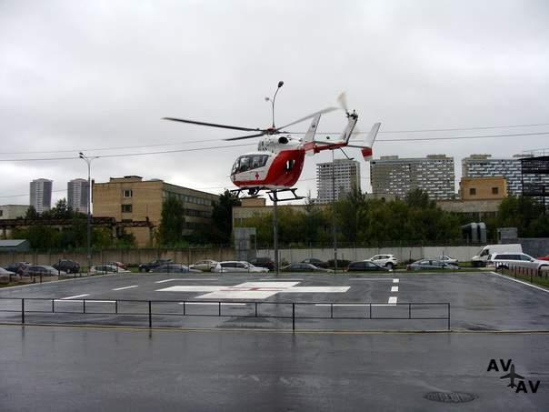 Medical Centre with Helipad for Medical Helicopters Opened in the City of Turkmenabat