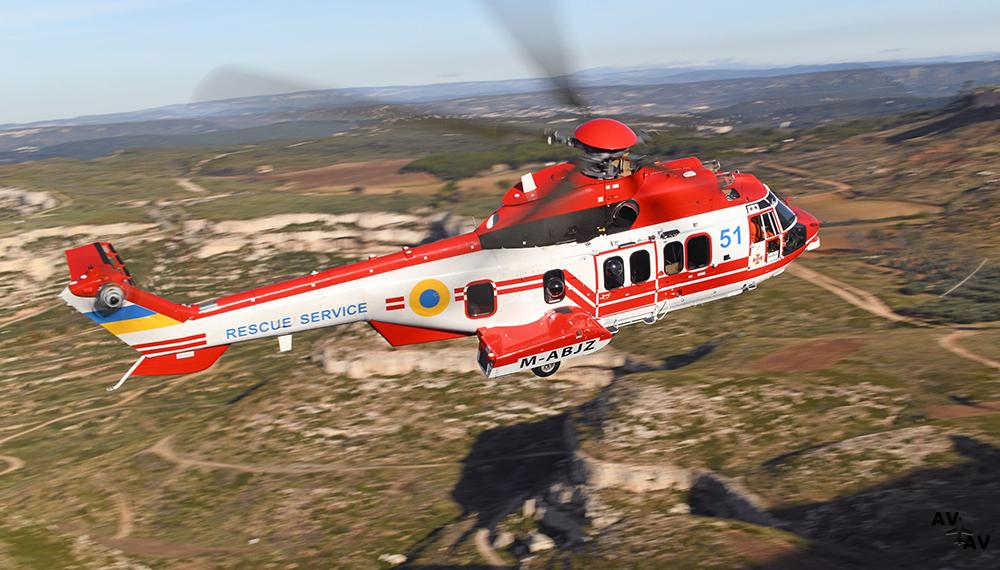 Ukrainian Ministry of Interior Takes Delivery of Its First H225s