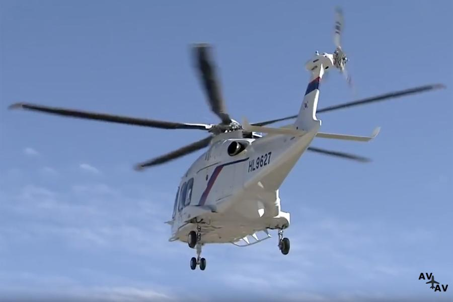 HeliKorea Launches Emergency Medical Service with Leased AW169