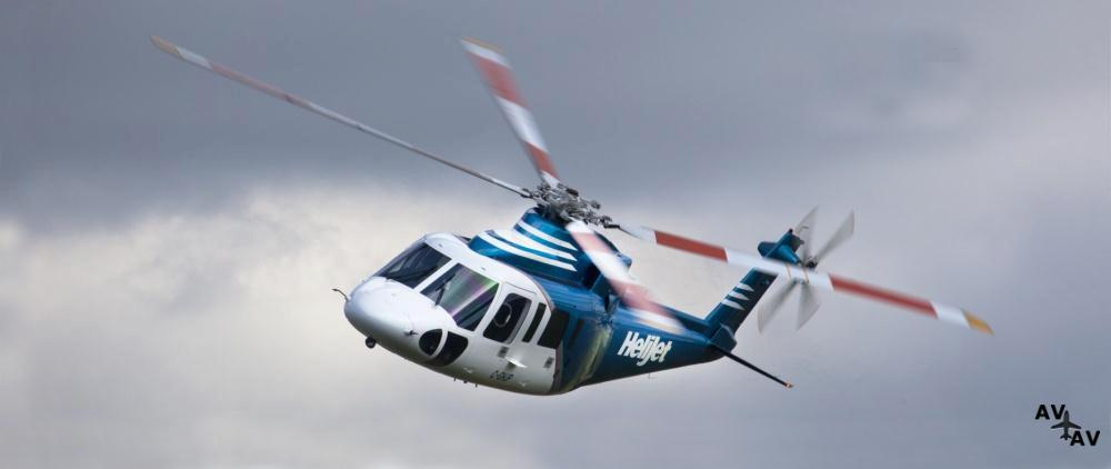 Helijet Appoints New Rotary Wing Chief and Assistant Chief Pilots