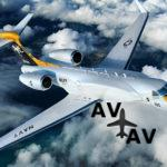 Gulfstream Delivers Special Mission G550 to the U.S. Navy