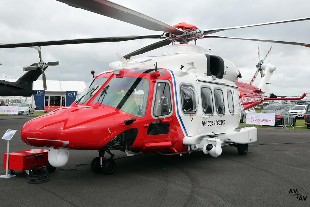 Next Generation UK SAR Aircraft Now In Service at St Athan