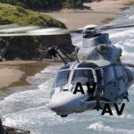 Airbus Helicopters Delivers Two Final AS565 MBe Panther to Mexican Navy