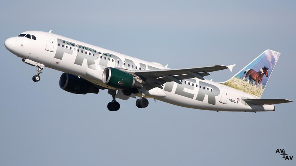 FAA Proposes $474,000 Civil Penalty Against Frontier Airlines