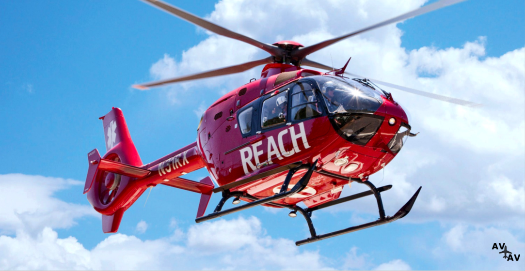 REACH Air Medical Services Opens New Air Ambulance Base in Napa