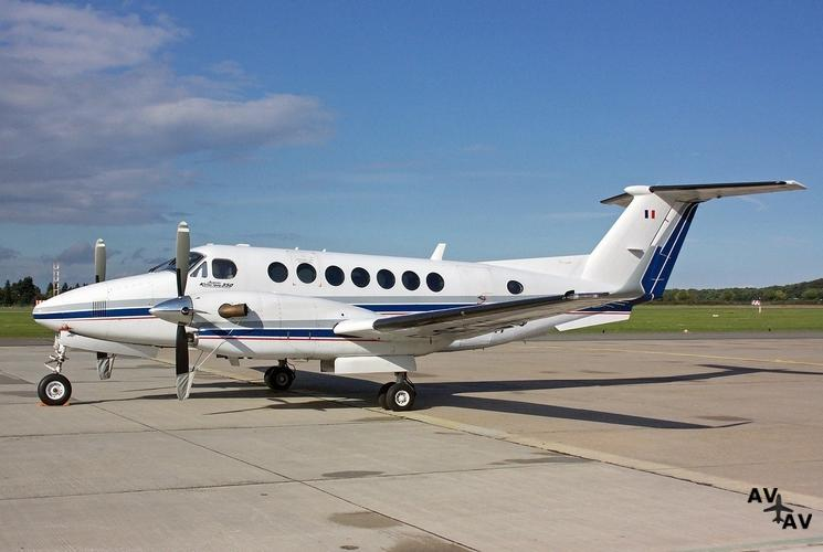 ASL Adds Paris-based Medical Beech 350 King Air to its fleet